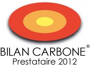 Bilan Carbone ® - Prestataire 2012